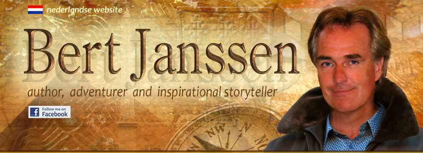 Bert Janssen - world observer - investigator - speaker